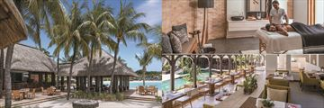Shangri-La Le Touessrok Resort, Safran le Bazar and Republik Beach Club & Grill