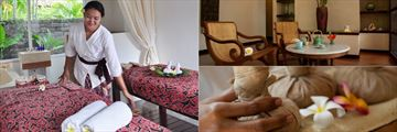 The Pavilions Bali spa