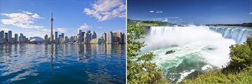 Toronto & Niagara Falls, Ontario