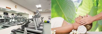 Tradewinds Island Grand Resort, Fitness Centre and Spa
