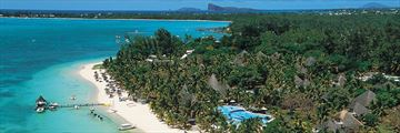 Trou Aux Biches Beachcomber Resort & Spa, Aerial View