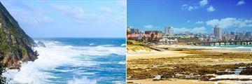 Tsitsikamma National Park & Port Elizabeth cityscape
