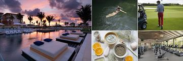 UNICO 20 87, Pool at Sunset, Mayan Jungle Tour, Golf, Gym and Beauty Treatments