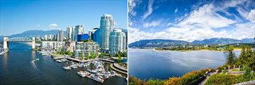 Vancouver Cityscapes