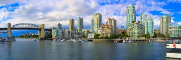 Vancouver harbour, British Columbia