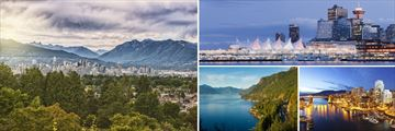Vancouver City & Sea-to-Sky Highway