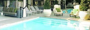 Viceroy Santa Monica, Pool Area
