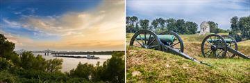 Vicksburg & The Mississippi River