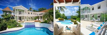 Villa Saline Reef, Exterior and Pool Area