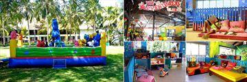 Kids' Activities at Voyager Beach Resort