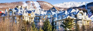 Westin Resort & Spa Tremblant, Exterior