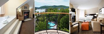 Westin Resort and Spa Tremblant Two Bedroom Suite