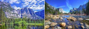 Yosemite National Park & The El Capitan Half Dome