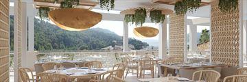 Mediterraneo Restaurant at Zafiro Palace Andratx
