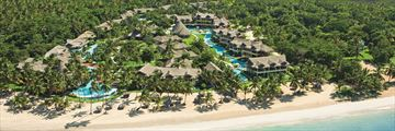 Zoetry Agua Punta Cana, Aerial View of Resort