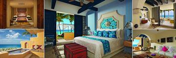 Zoetry Paraiso de la Bonita Riviera Maya, Accommodation