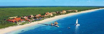 Zoetry Paraiso de la Bonita Riviera Maya, Aerial View of Resort