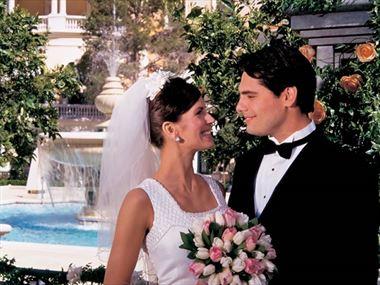 Weddings at the Bellagio hotel, Las Vegas