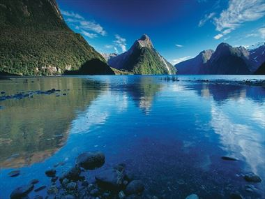 Escorted Touring around New Zealand