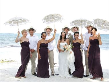 Turtle Bay Beach Club wedding
