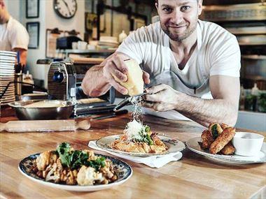 Top 10 restaurants in Vancouver