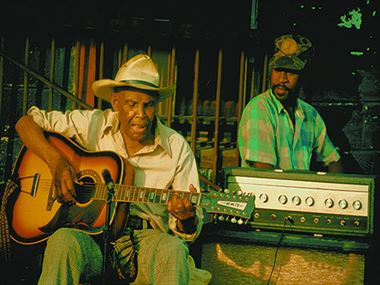 Discovering the music of the Deep South