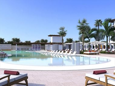 Breathless Montego Bay pool area - artist's impression