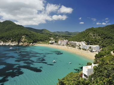 Ibiza, Balearics beach vacations