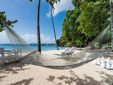 Calabash beach hammock