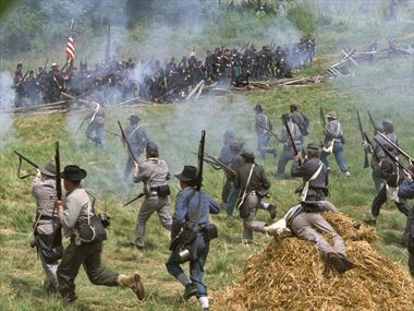 Top 10 American Civil War sites