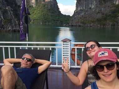 A Vietnam adventure with Claire and her family