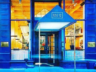 Top 10 restaurants in New York