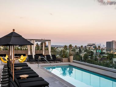 Kimpton Everly Hotel Hollywood
