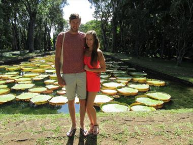 Megan & David share their Mauritius holiday story