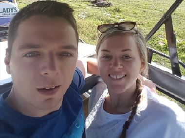 Shaun & Lisa share their Tanzania honeymoon story