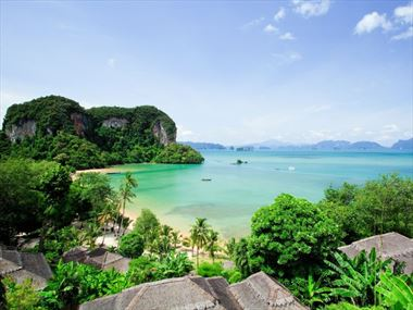 View of The Paradise Koh Yao