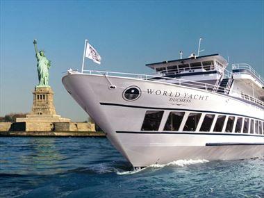 World Yacht wedding, New York