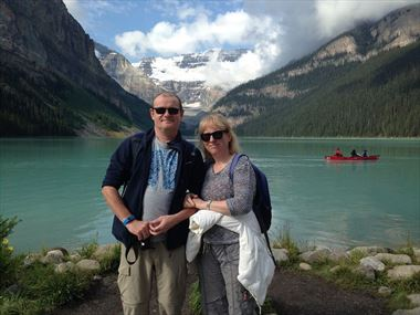 Phil & Jane share their Canada vacation story