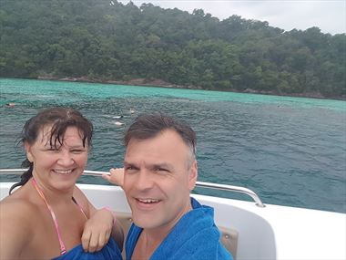 Kelly & Adrian share their Thailand holiday story