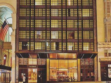 Top 10 luxury hotels in New York