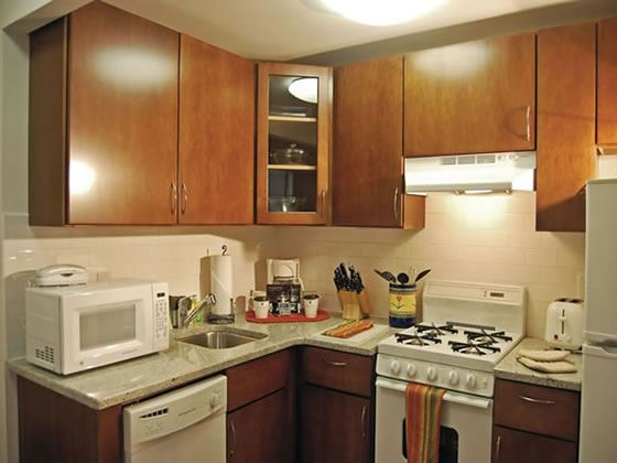 32nd Street Midtown Apartments, kitchen