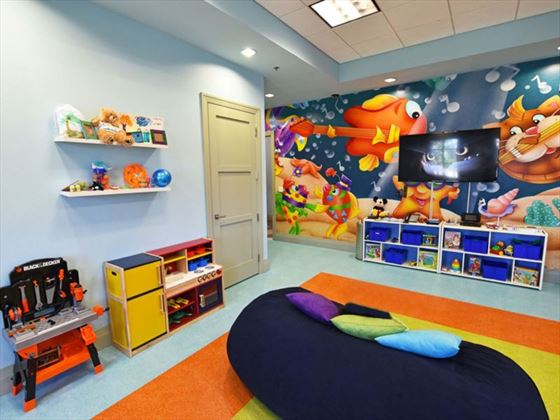 202 ChampionsGate communal kids play room