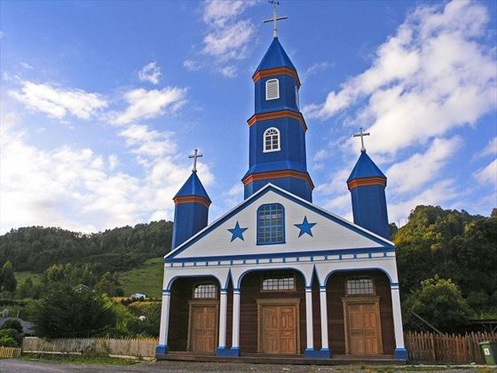 Chiloe Church Tenaun