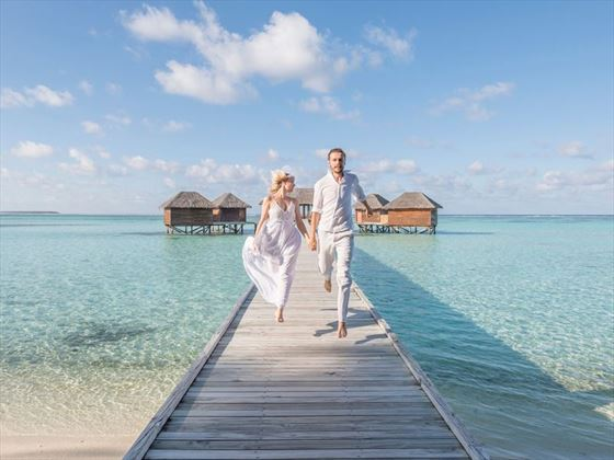 Renewing love at the Conrad Maldives Rangali Island