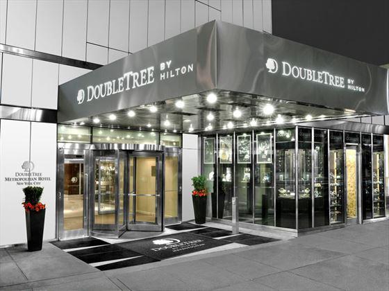 Doubletree Metropolitan Hotel, exterior, New York