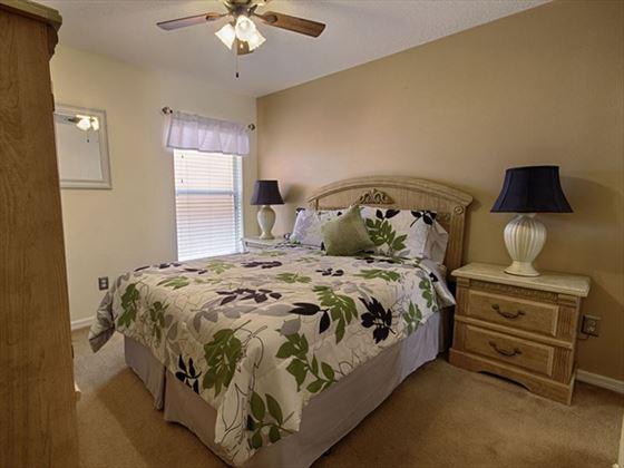 145 Emerald Island Double Bedroom