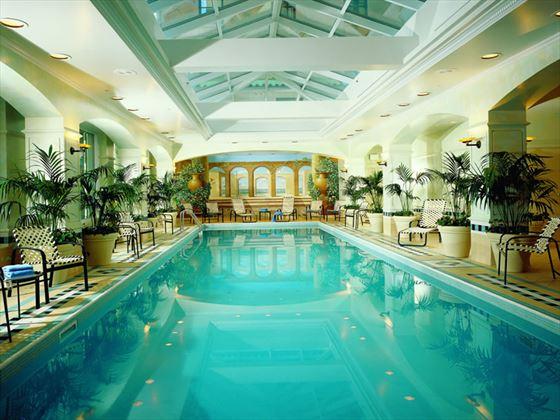 Indoor Pool Fairmont Royal York
