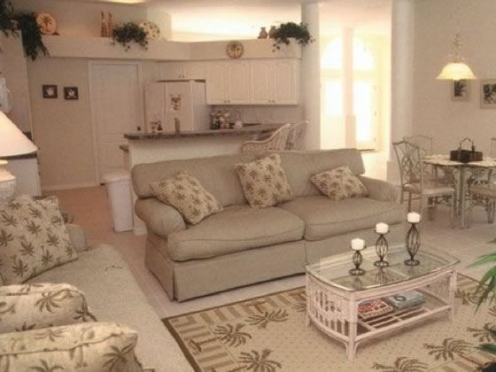 Typical living area