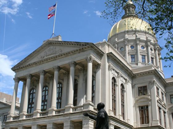 Georgia State Capitol Building, Atlanta