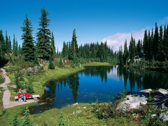 Heather Lake, Mount Revelstoke National Park